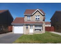 AVAILABLE NOW - Lovely Well Presented 3 Bed Detached House, Wildgoose Drive, Newmacher