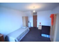 Stunning Twin Room in very clean flat, nice and quite area, 4min to Overground, Gospel Oak 78K