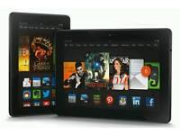 Amazon Fire HDX 7 16GB Tablet 22 Months Warranty. Safest tablet for children