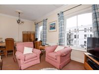 ***Bright and spacious, part furnished, two double bedroom, third floor flat £395PW/£1712PCM***