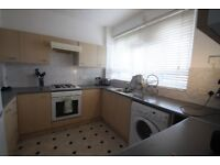 Two double bed flat close to the US Embassy with spacious kitchen. Would suit 3 people or family