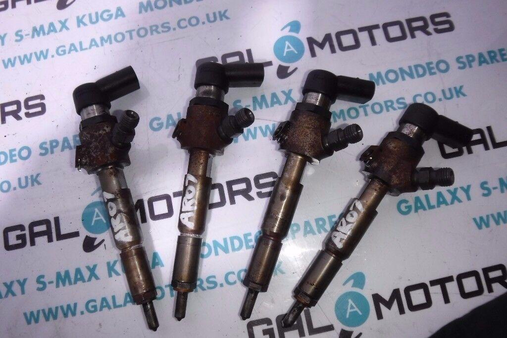 FORD GALAXY S-MAX FUEL INJECTORS 1.8 TDCI 125 BHP 06-10 AR07