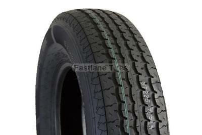 ~4 New ST225/75R15 LRE 10 Ply Velocity Radial Trailer 2257515 225 75 15 R15 Tire