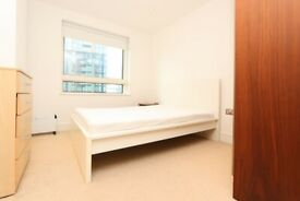 🆕MODERN DOUBLE ROOM SINGLE USE IN LUXURY FLAT IN CANARY WHARF -ZERO DEPOSIT APPLY- #Talisman