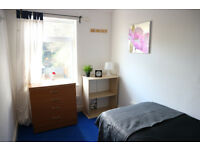 rooms within house share to let from £65pw