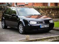 VOLKSWAGEN GOLF, V5, 2.3, 2002