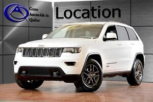 2017 Jeep Grand Cherokee Laredo 75e TOIT NAV HITCH LOCATION