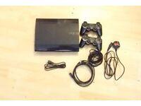 PlayStation 3 super slim console 12gb.