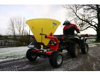 Salt Spreader - Quad-X