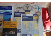 Sailing Navigation assortements.