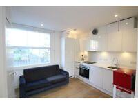 Studio flat, furnished, canal side warehouse development, concierge, walk to Canary Wf, DLR & shops