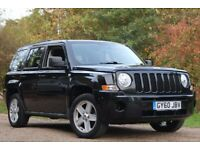 JEEP PATRIOT DIESEL 4x4 BLUETOOTH FULL SERVICE HISTORY GOOD CONDITION PERFECT FOR WINTER