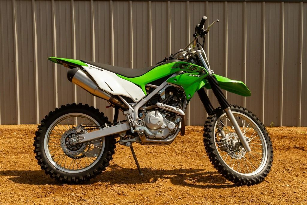 Picture of A 2020 Kawasaki KLX®230R