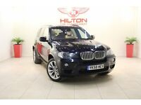 BMW X5 3.0 30sd M Sport 5dr (black) 2009