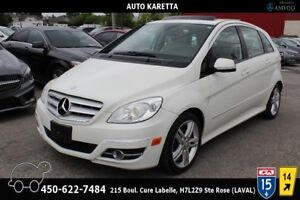 2009 Mercedes-Benz B-Class B200 TURBO,TOIT PANORAMIC,BLUETOOTH,A