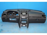 Left hand drive Europe model dashboard Peugeot 407 2004 - 2010 LHD