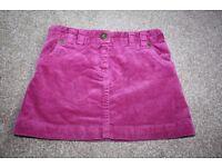 Pink Skirt - John Lewis aged 4