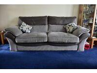 2 & 3 setter sofas with cushions