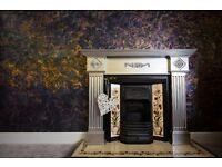 Decorative venetian plastering