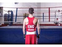 Team GB boxer and personal trainer with private gym