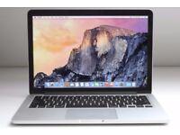 macbook pro 13 inch retina display 2013 model
