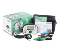 Kewtech KT63 Multifunction 5 in 1 Tester Calibrated (10months left) etc - £400