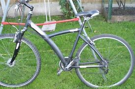 Btwin bicycle
