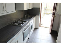 A newly decorated two double bedroom flat with small roof terrace in Turnpike Lane N8