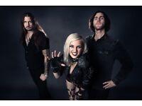 Metal Guitarist wanted for melodic metal band