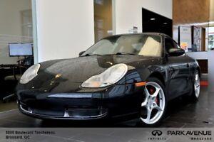 2001 Porsche 911 ***CARRERA 4*** MANUEL *** NOIR/NOIR***