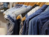 £8-£12/ hr, Part-time/ Full-time/ Freelance Experienced Sales Assistant with Sewing Skill