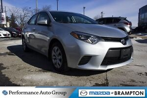 2014 Toyota Corolla LE|HEATED SEATS|REAR CAM