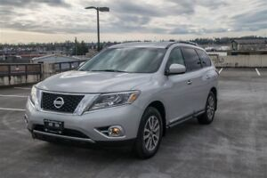 2014 Nissan Pathfinder Coquitlam Location 604-298-6161