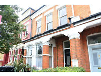 A lovely 2 bedroom flat located on a quiet street within walking distance to the Broadway