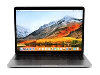 MacBook Pro 13-inch Core i5 2.9GHz Touch Bar - 1TB SSD - 8GB RAM (Space Grey, Late 2016) MINT