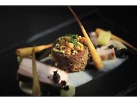 Junior Sous Chef at 2 AA Rosette City Centre Restaurant £26,000!