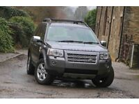 FREELANDER 2 £6495 ono. Lots of factory extras. FULL LEATHER! full service history. MOT June 29th