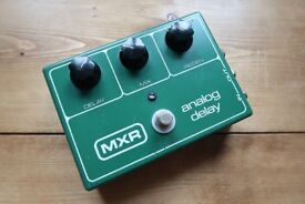 MXR Analog Delay M118 Stereo - Vintage 1970's - Reticon Chip