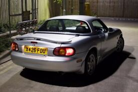Mazda MX-5 1.8-S Low Mileage