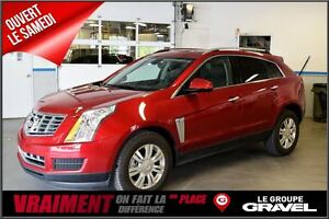 2015 Cadillac SRX Luxury AWD / TOIT / DEMARREUR