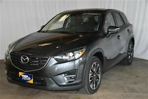 2016 Mazda CX-5 GT AWD WITH TECK PKG, BLIND SPOT INDICATION