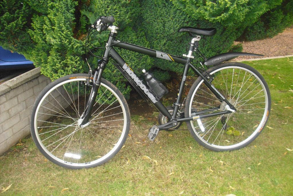 Mongoose 450 Hybrid gent's bicycle