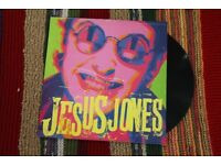 Vinyls: Silver - Original Pistols - Jesus Jones - SNFU - Quest Feat Odissi - Public Image