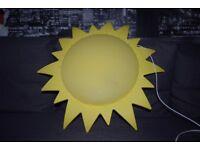 Ikea Sun Lamp
