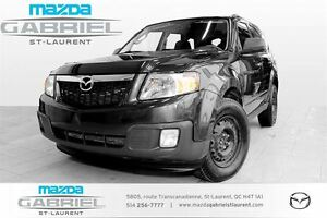 2010 Mazda Tribute 4WD / 123 000KM  NON ACCIDENTÉ + DEMAR