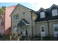 Furnished 3 Bedroomed Semi Detached House - Hillend View, Winchburgh, West Lothian