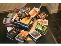 111 dvds for sale £50 for quick sale if interested will give you complete list