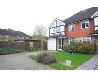 BEAUTIFUL FAMILY HOUSE IN BUSHEY HEATH AVAILABLE NOW