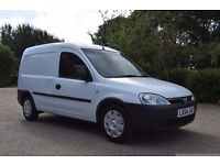 Vauxhall Combo 1.7 Cdti diesel , AC, low mileage, 2 owner from new