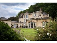 PART TIME RECEPTIONIST/PART TIME ROOM ATTENDANT PARADISE HOUSE 5 STAR BOUTIQUE B&B BATH